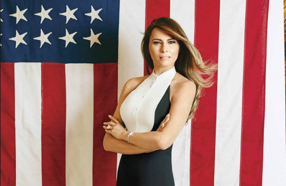 Trump Claims First Lady Not Born in U.S.